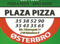Plaza Pizza & Grillbar