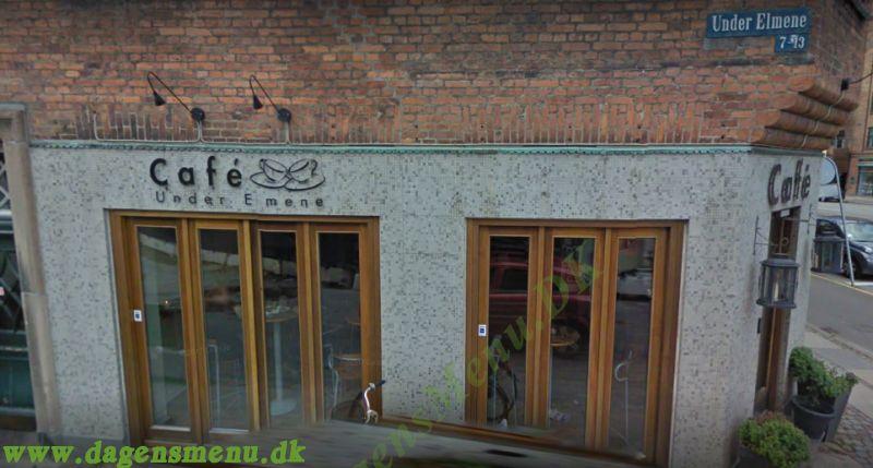 CAFE UNDER ELMENE