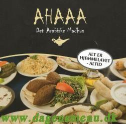 Ahaaa Arabic Cuisine