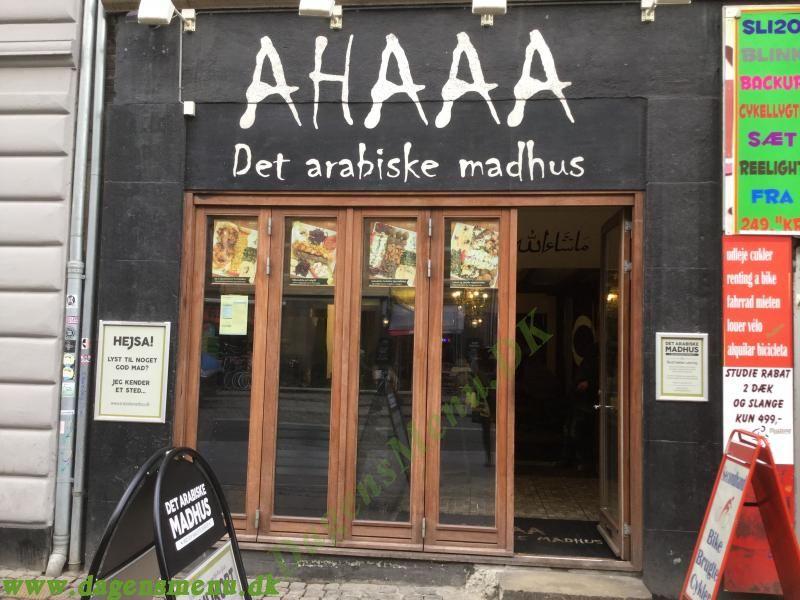 AHAAA DET ARABISKE MADHUS