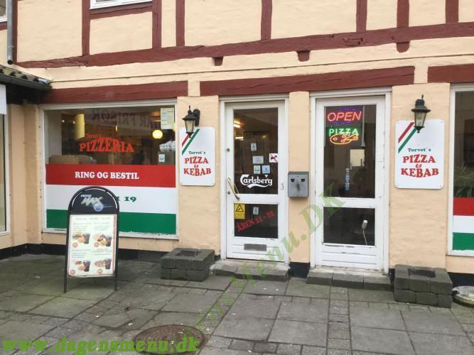 HILLERØD TORVETS PIZZA & KEBAB