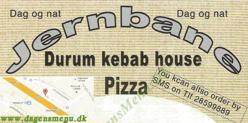 Jernbane Pizza Durum Kebab House