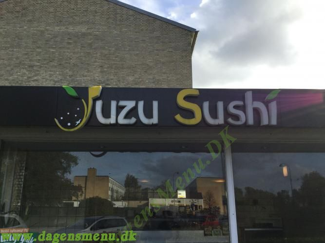 Yuzu Sushi Take Away