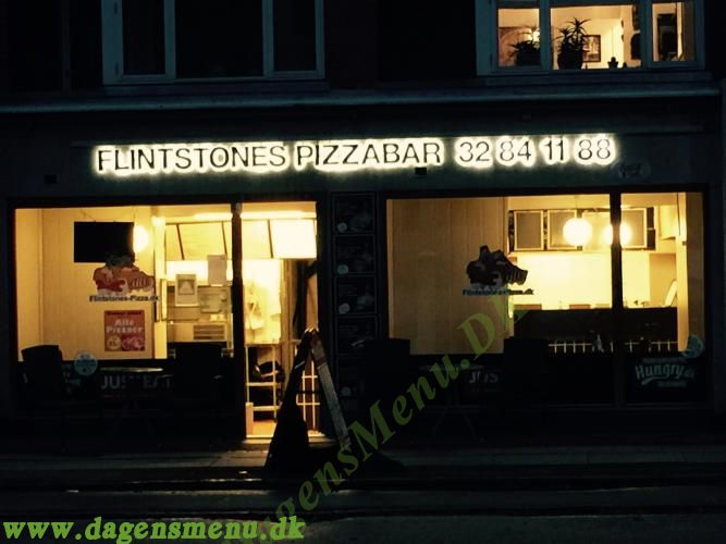 FLINTSTONES PIZZA Amager