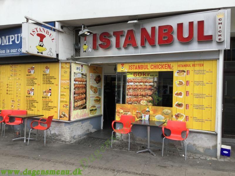 IFC Istanbul Chicken