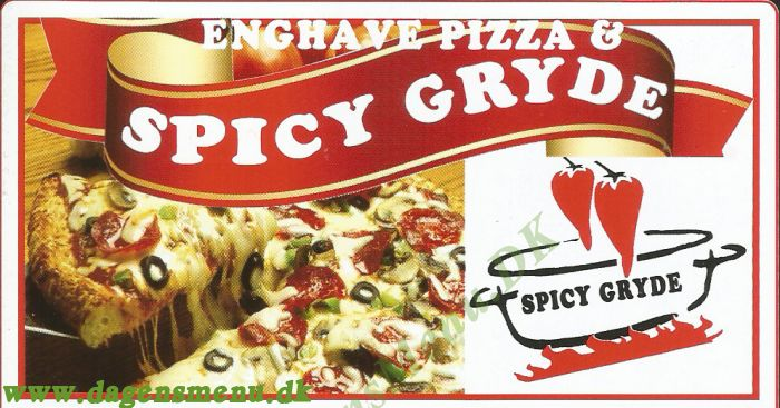 Enghave Pizza & Spicy Gryde