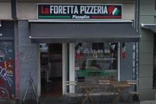 LA FORETTA PIZZA, PASTA