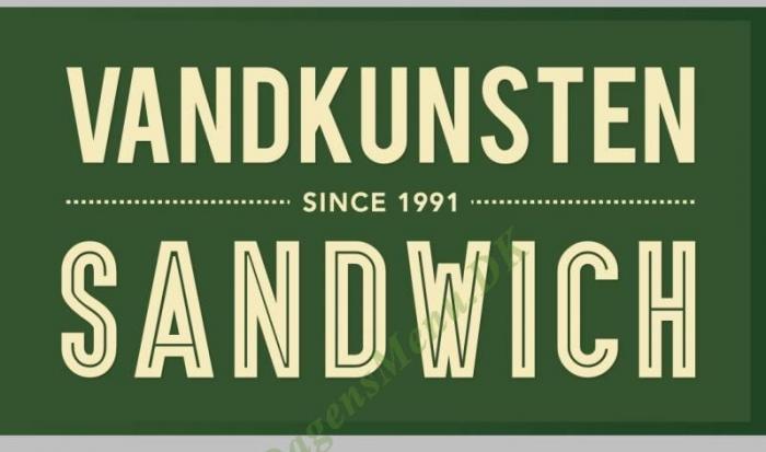 Vandkunsten sandwich Christianshavn