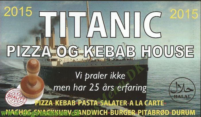 Titanic Pizza & Kebab House