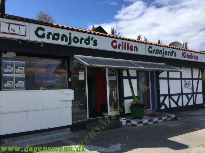 Grønjords Pizza og Grill Bar