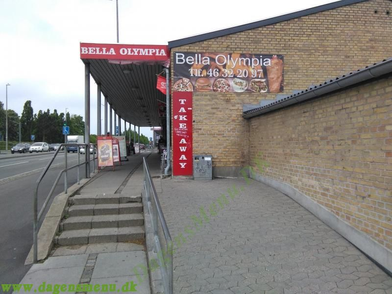 BELLA OLYMPIA PIZZARIA