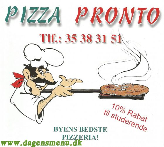 PIZZA PRONTO