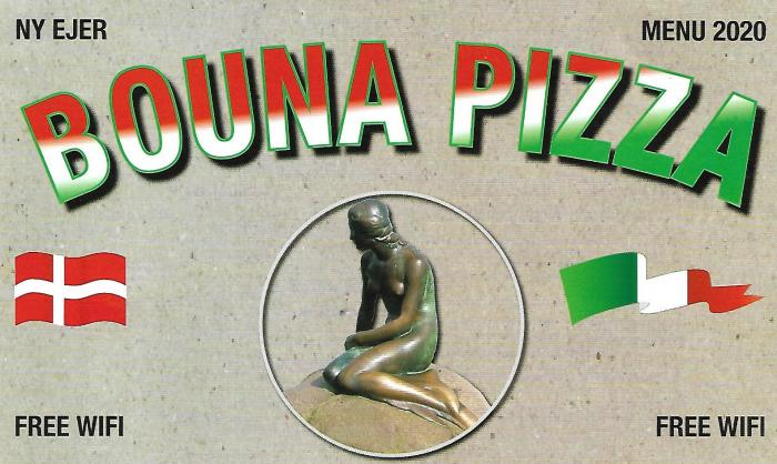 Bouna pizza