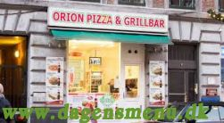 ORION PIZZA GRILLBAR
