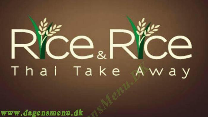 Rice & Rice Thai Take Away