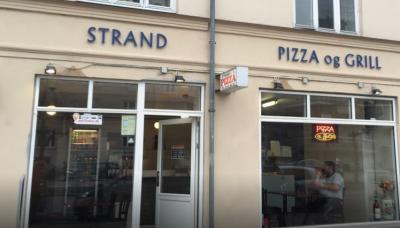 STRAND PIZZA Østerbro