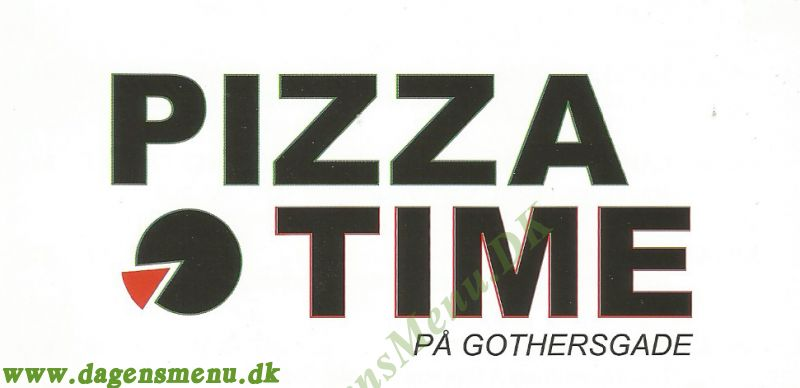 PIZZA TIME Gothersgade