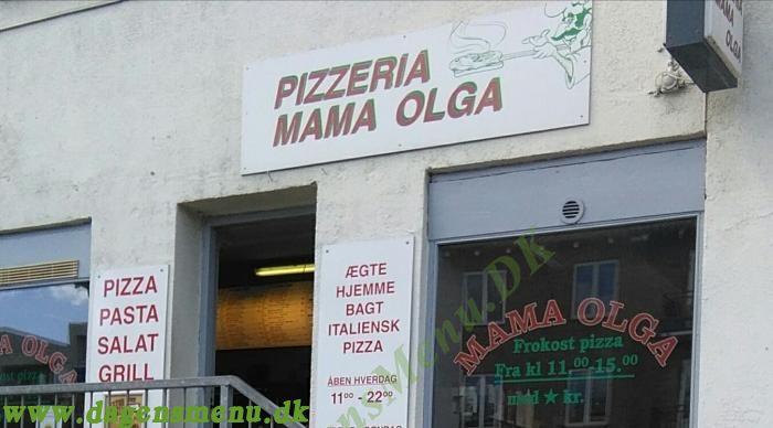 PIZZERIA MAMA OLGA