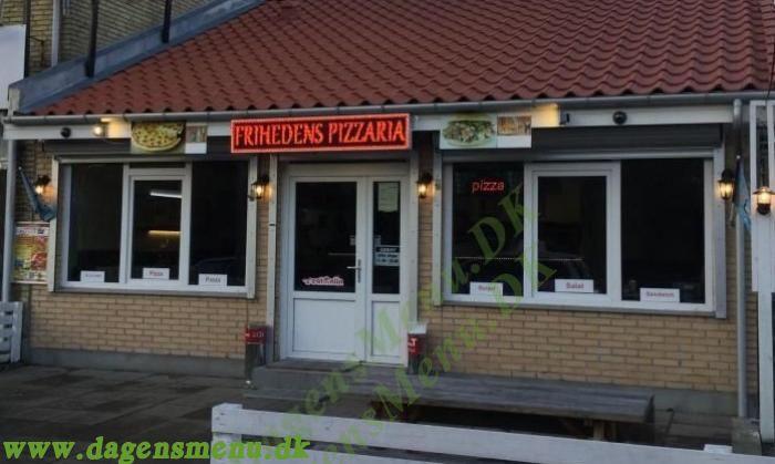 Frihedens Pizza