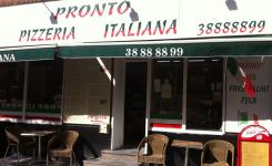 PRONTO PIZZA ITALIANA