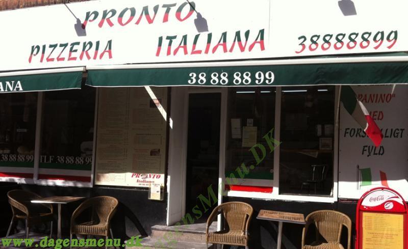 PRONTO PIZZA ITALIANA