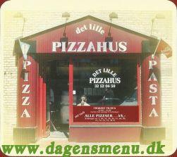 Det Lille Pizzahus