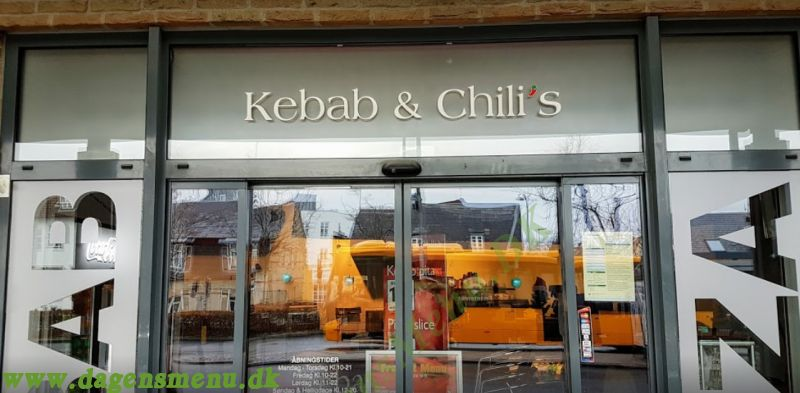 Chili's Pizza & Kebab House