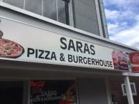 Saras Pizzaria & Burgerhouse
