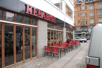 Restaurant Kebabish København V