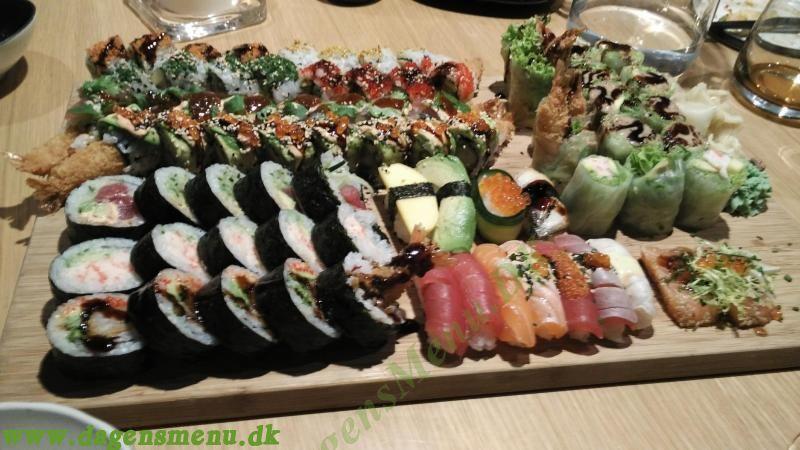 Watami Sushi Restaurant