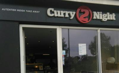 CURRY 2 NIGHT INDISK MAD