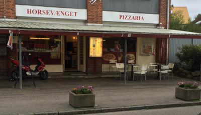 HORSEVÆNGETS PIZZA