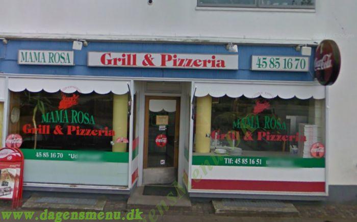 Mama Rosa Pizzaria