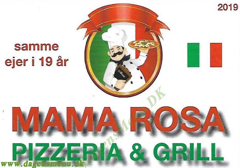 Mama Rosa Pizzaria Virum