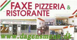 FAXE PIZZERIA & RISTORANTE