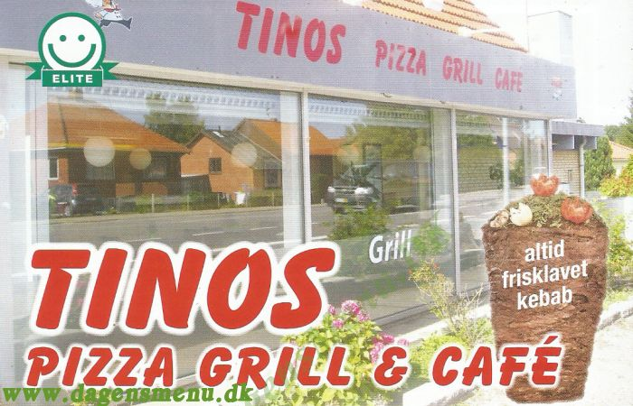 TINOS PIZZA GRILL & CAFE