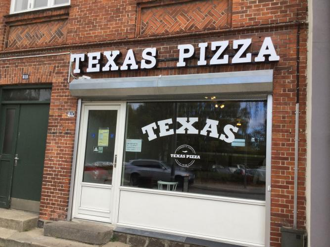 TEXAS PIZZA