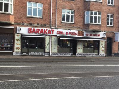 BARAKAT GRILL & PIZZA