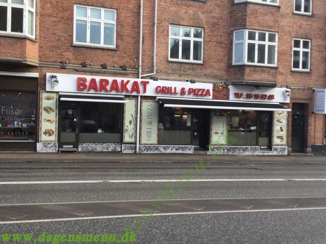 Barakat Grill og Pizza