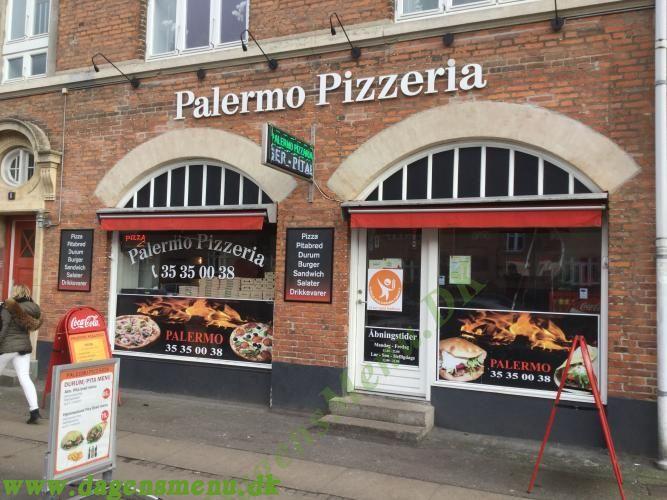 Palermo Pizzeria Sydhavn