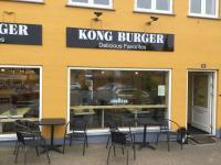 KONG BURGER & SANDWICH
