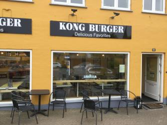 KONG BURGER & SANDWICH Holbæk