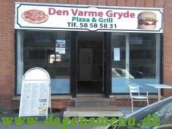 DEN VARME GRYDE & PIZZA