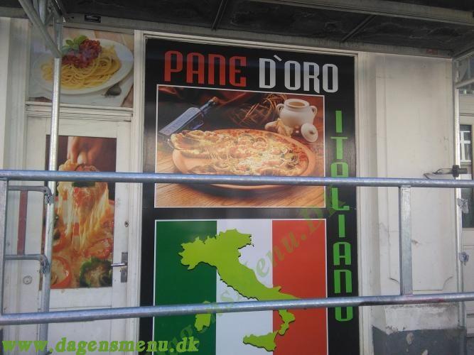 Pane D'oro Italiano