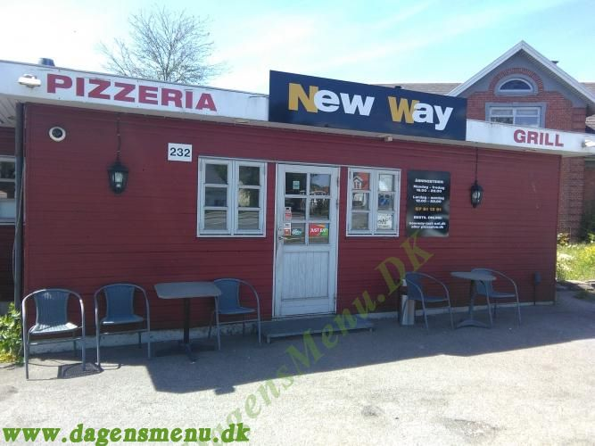 NEW WAY PIZZERIA & GRILL