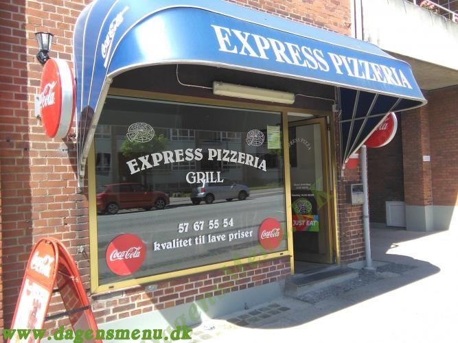 EXPRESS PIZZERIA