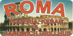 ROMA PIZZARIA, KEBAB, SANDWICH