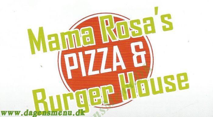 MAMA ROSA´S PIZZA & BURGER