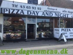 PIZZA DAY AND NIGHT