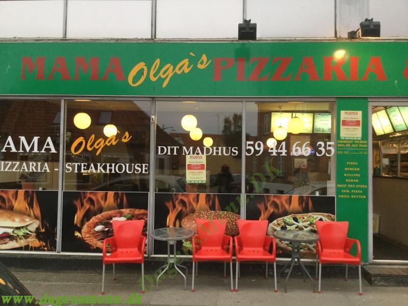 Mama Olga's Pizzaria